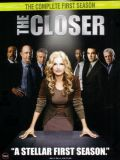 Ищейка [7 сезонов] (The closer) (12 DVD)